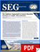 SEG Newsletter, No. 87 (PDF)