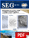 SEG Newsletter, No. 92 (PDF)
