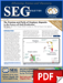 SEG Newsletter, No. 98 (PDF)