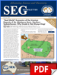 SEG Newsletter, No. 99 (PDF)