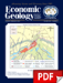 Economic Geology, Special Issue, Vol. 105, No. 1 (PDF)