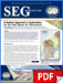 SEG Newsletter, No. 90 (PDF)