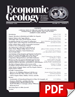 Economic Geology, Special Issue, Vol. 94, No. 7 (PDF)