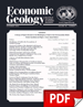 Economic Geology, Special Issue, Vol. 98, No. 7 (PDF)