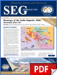 SEG Newsletter, No. 89 (PDF)