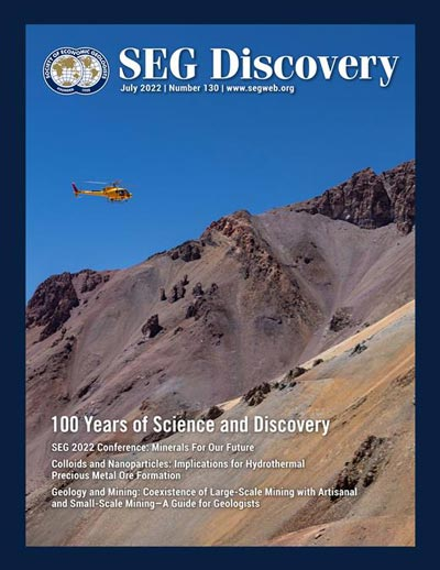 SEG Discovery Cover