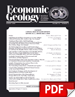 Economic Geology, Special Issue, Vol. 94, No. 5 (PDF)