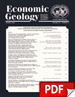 Economic Geology, Special Issue, Vol. 96, No. 5 (PDF)