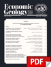 Economic Geology, Special Issue, Vol. 98, No. 4 (PDF)