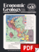 Economic Geology, Special Issue, Vol. 99, No. 7 (PDF)